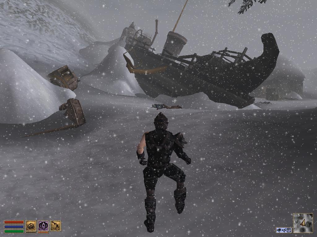 The Elder Scrolls III: Bloodmoon - Review